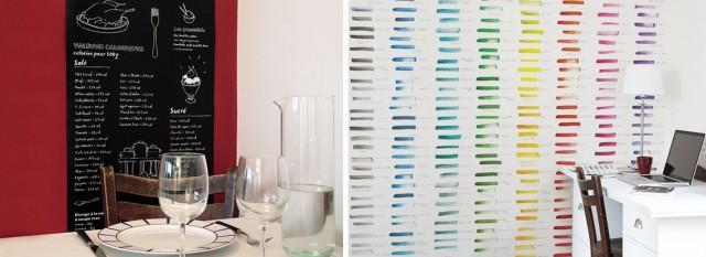 les papiers peints trompe l oeil de ohmywall joli place. Black Bedroom Furniture Sets. Home Design Ideas
