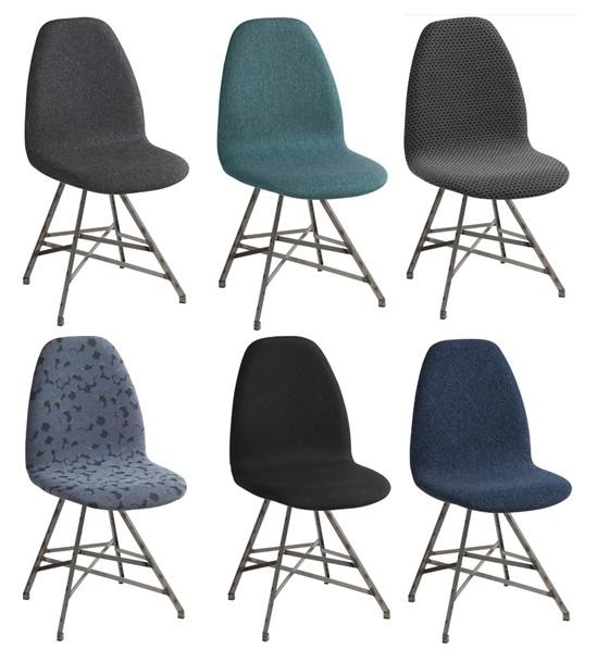 les chaises personnalisables de spoinq joli place. Black Bedroom Furniture Sets. Home Design Ideas