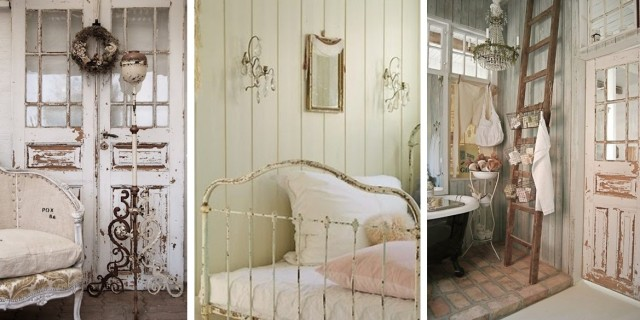 c 39 est quoi le style d co shabby chic joli place. Black Bedroom Furniture Sets. Home Design Ideas