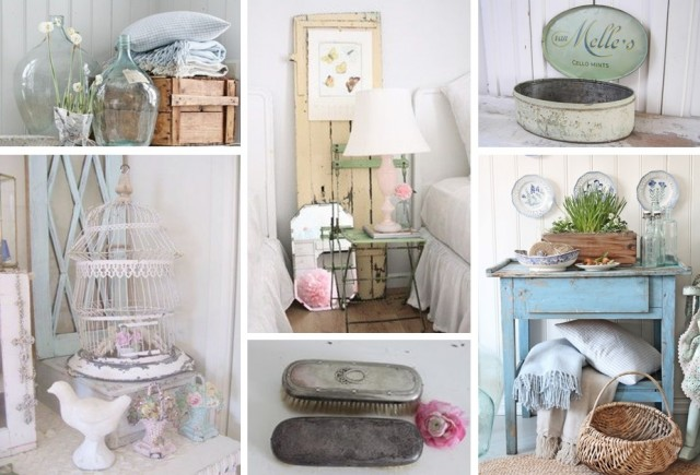 C 39 est quoi le style d co shabby chic joli place for Deco shabby campagne