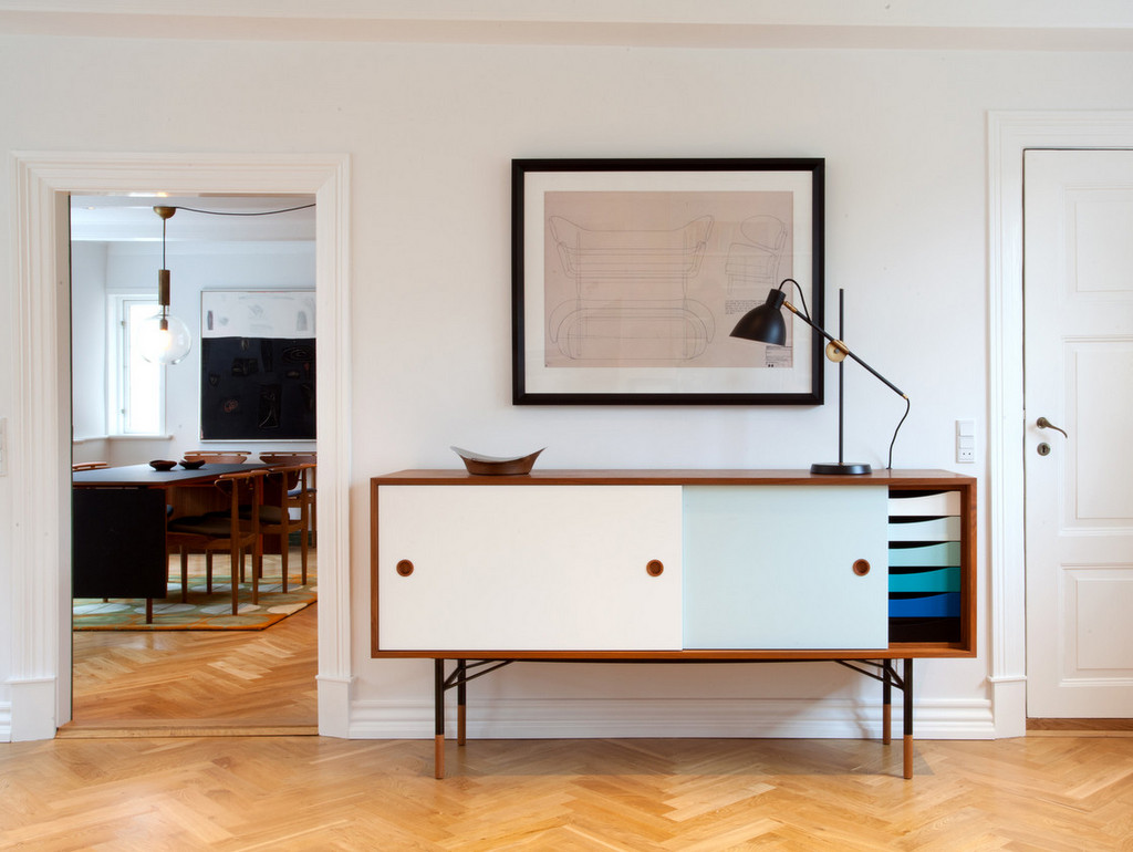 Le designer danois Finn Juhl - Joli Place