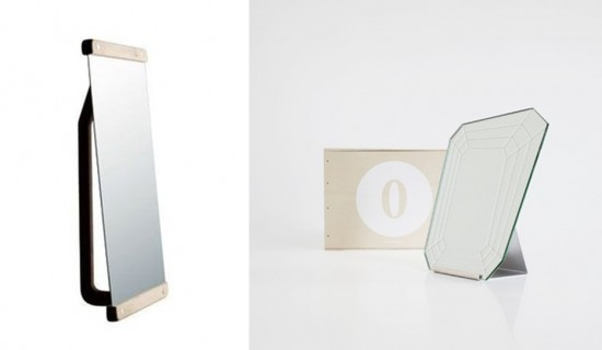 Le miroir de table est il de retour joli place for Miroir fantaisie design