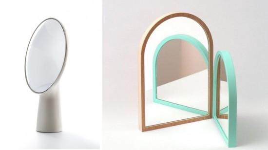 le miroir de table est il de retour joli place. Black Bedroom Furniture Sets. Home Design Ideas