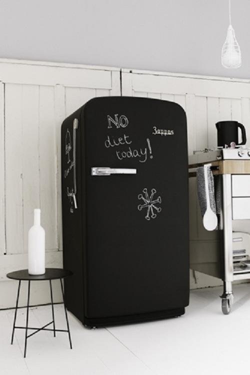 Comment relooker un r frig rateur joli place - Comment fonctionne un refrigerateur ...