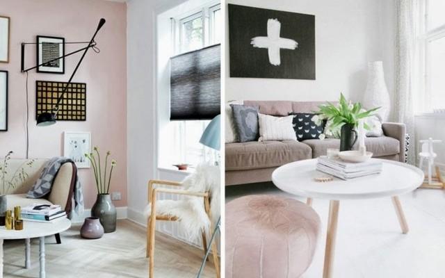 30 salons la d co style scandinave joli place - Deco salon scandinave ...