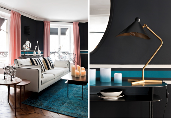 sarah lavoine s 39 installe saint germain des pr s joli place. Black Bedroom Furniture Sets. Home Design Ideas