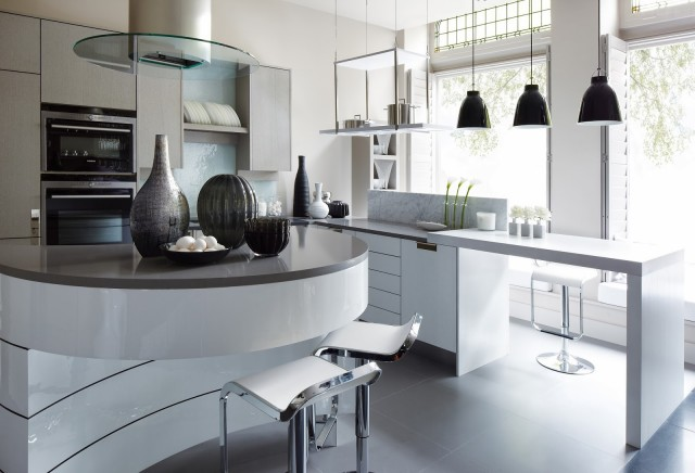La Cuisine Design De Kelly Hoppen Pour Smallbones Of Devizes Joli Place