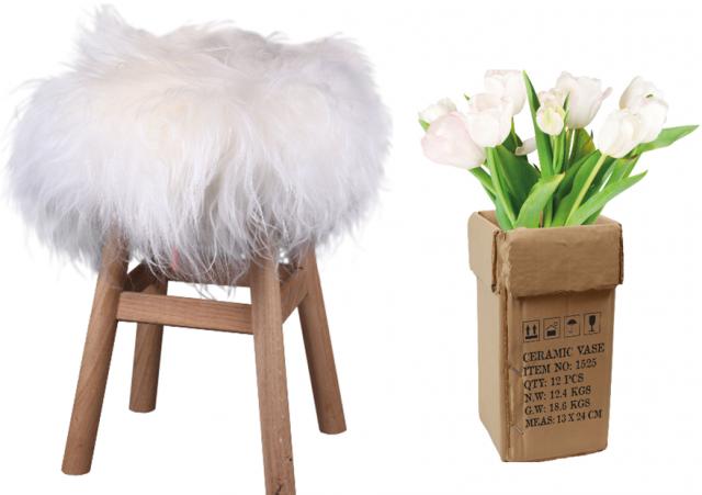 15 id es d co en bois clair et vert joli place. Black Bedroom Furniture Sets. Home Design Ideas
