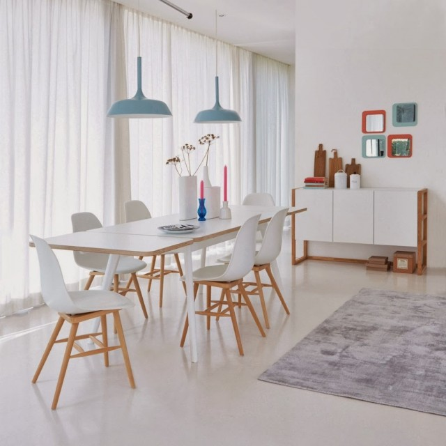 Collection d co style scandinave printemps t 2014 la redoute chaise de tabl - Table de cuisine la redoute ...
