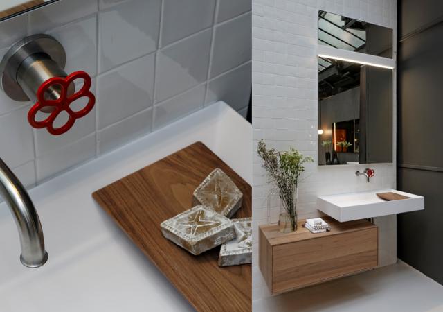 Les Nouveautés Boffi Bains Joli Place - Salle de bain boffi