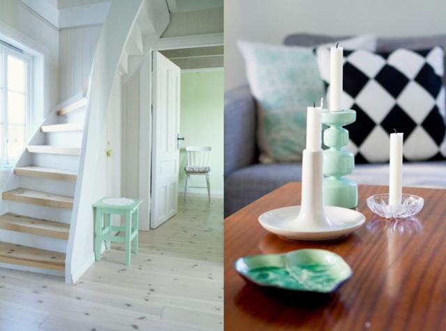 o trouver de la d co vert menthe joli place. Black Bedroom Furniture Sets. Home Design Ideas