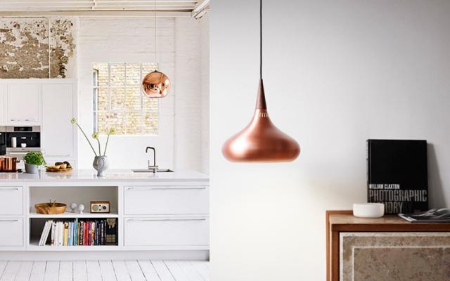 o trouver une suspension en cuivre joli place. Black Bedroom Furniture Sets. Home Design Ideas