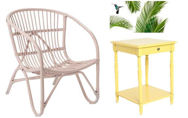 une s lection d co tropicool joli place. Black Bedroom Furniture Sets. Home Design Ideas