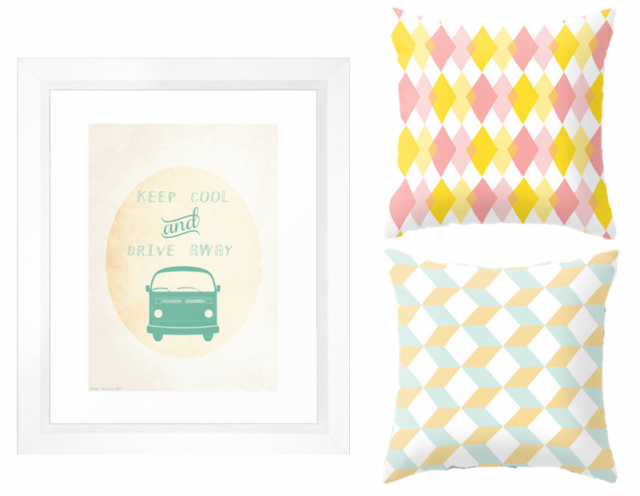 housse de coussin style nordique. Black Bedroom Furniture Sets. Home Design Ideas