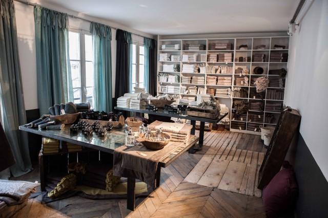 borgo une adresse d co shabby chic joli place. Black Bedroom Furniture Sets. Home Design Ideas