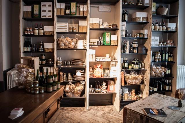 Borgo une adresse d co shabby chic joli place - Deco italienne maison ...