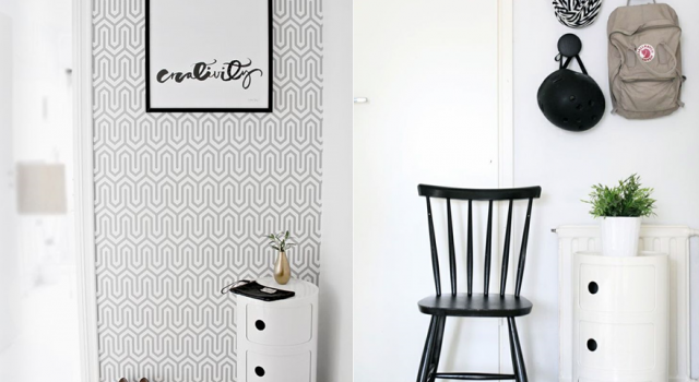 componibili kartell petit meuble pour entree design trois. Black Bedroom Furniture Sets. Home Design Ideas