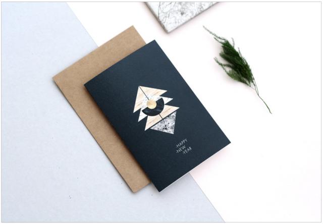 de jolies cartes pour envoyer vos voeux joli place. Black Bedroom Furniture Sets. Home Design Ideas