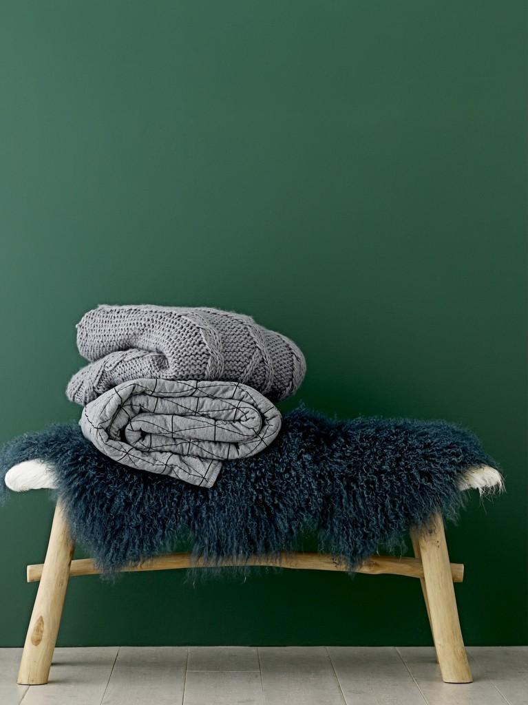 Inspirations Pour Une Deco En Vert Fonce Joli Place