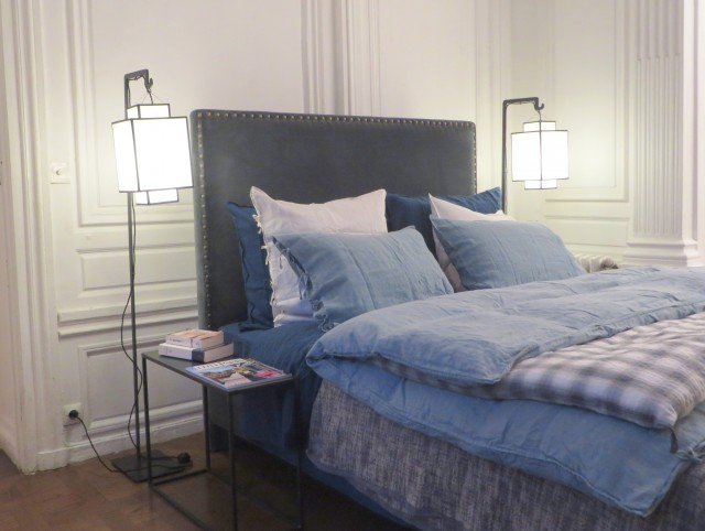 caravane paris linge de maison ventana blog. Black Bedroom Furniture Sets. Home Design Ideas