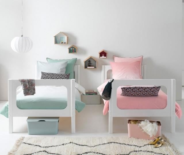 Des lits superpos s s parables pour les enfants joli place - Lits superposes ampm ...