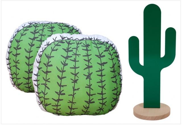 les cactus dans la d co c 39 est tendance joli place. Black Bedroom Furniture Sets. Home Design Ideas