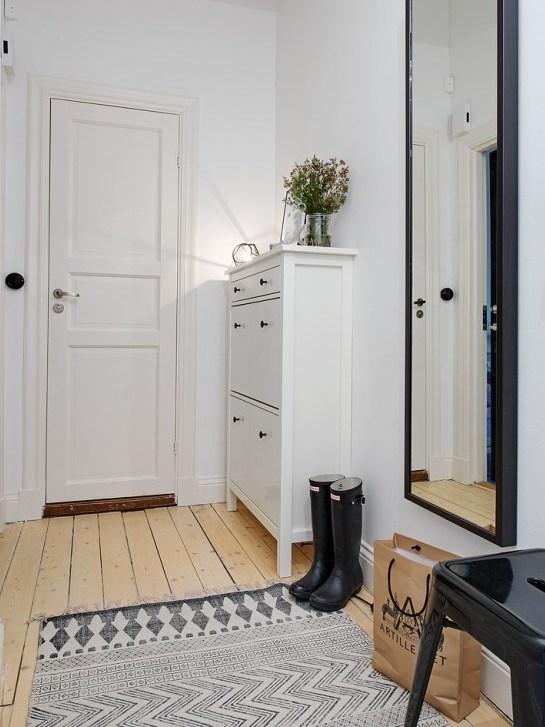 4 idées pour décorer une petite entrée - Joli Place