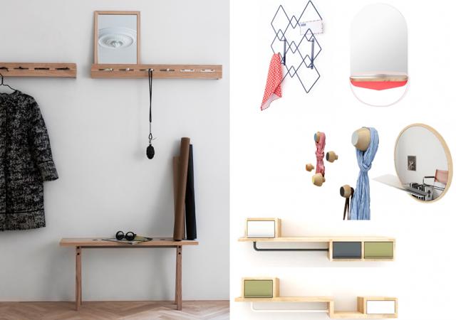 Aménager Une Petite Entrée Maison Design à La Maison - Meuble pour petite entree