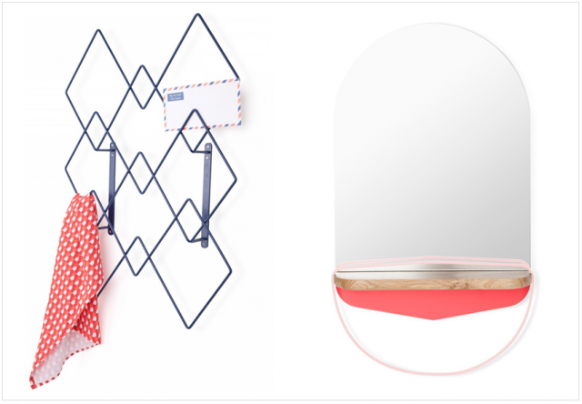 Patere design entree wl89 jornalagora for Ou trouver un miroir