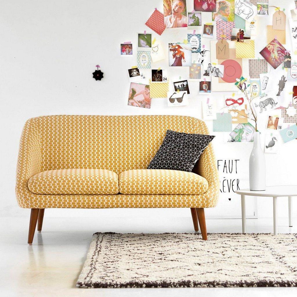 Un petit canapé vintage à prix doux - Joli Place