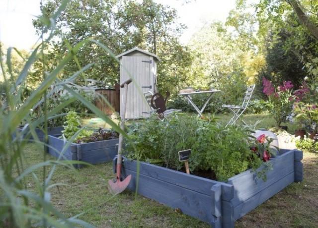 Cultivez votre jardin joli place - Carre potager castorama ...