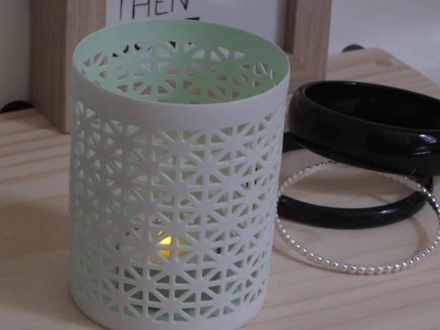 photophore-bloomingville-ceramique-vert-menthe