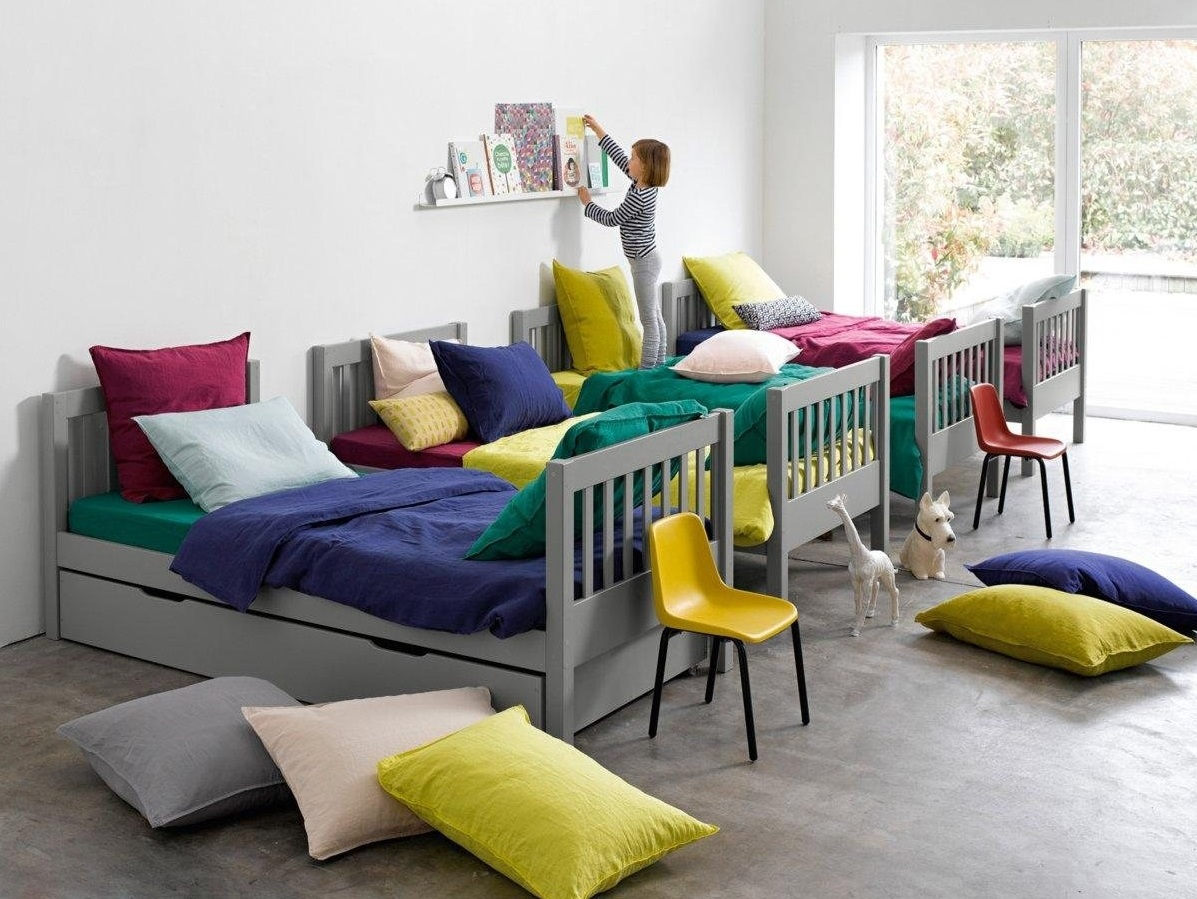 Am nagez un dortoir pour les enfants dans votre maison de vacances - Logiciel pour amenager une chambre ...