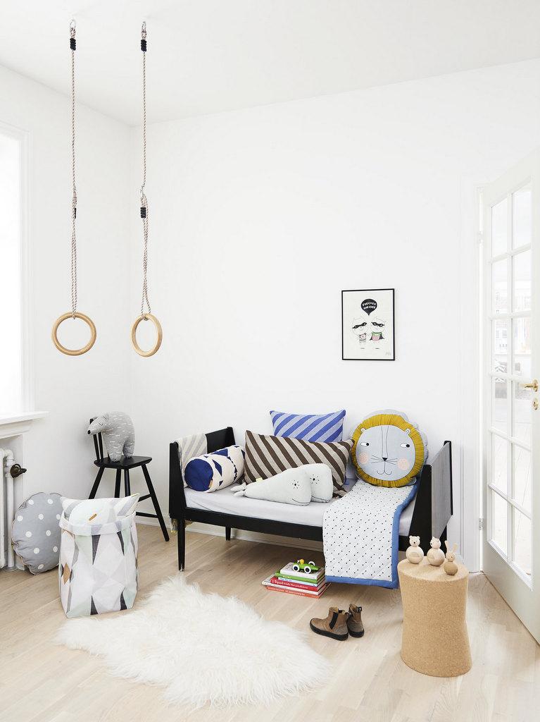 Une balançoire dans la chambre- Joli Place