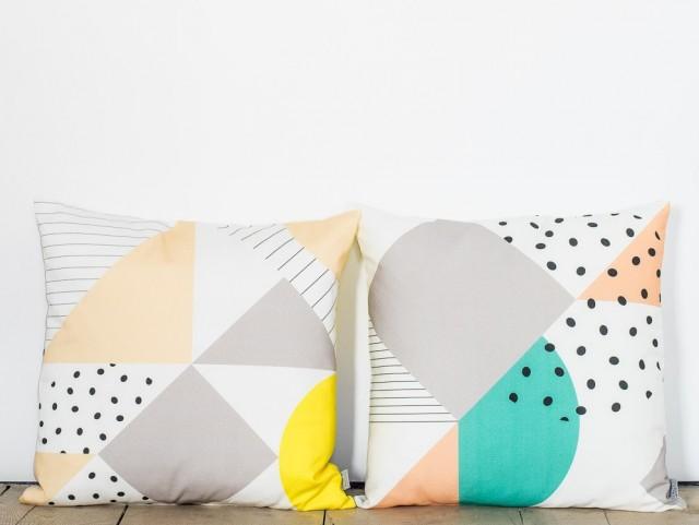 Mignonneries pastel pour d co acidul e joli place - Coussin design scandinave ...