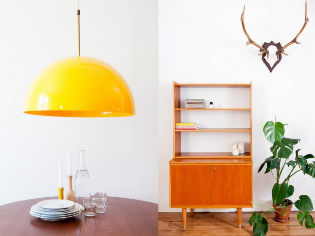 Brocante meubles suédois vintage en ligne