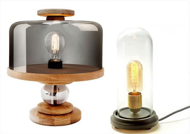 O trouver une lampe sous cloche joli place - Acheter une cloche de porte ...