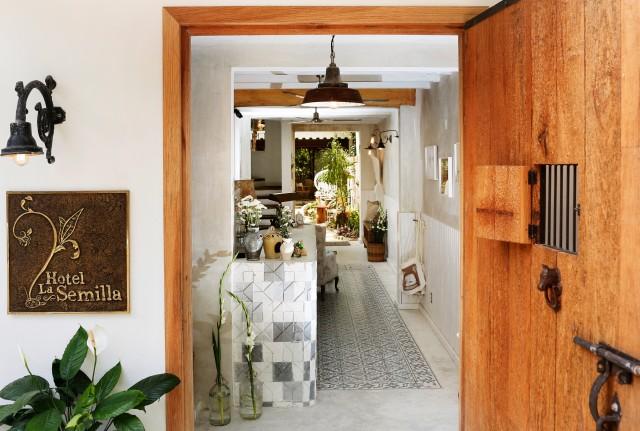 Hôtel style brocante Le Semilla