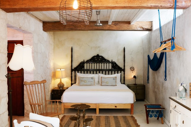 chambre hôtel esprit brocante4