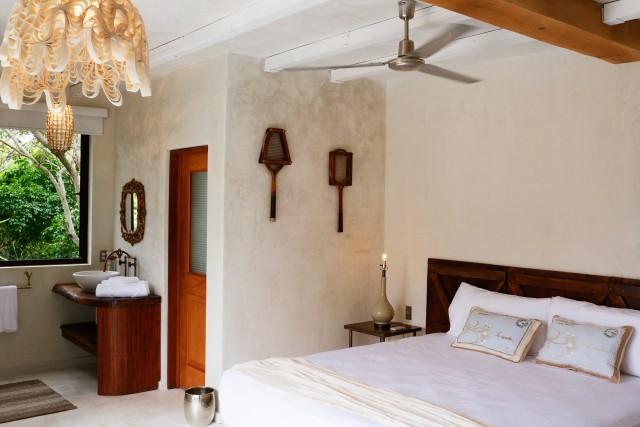 chambre hôtel esprit brocante