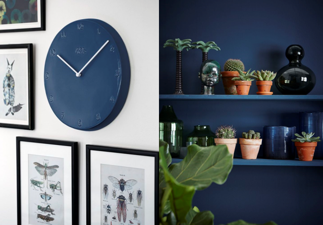 15 inspirations d co en bleu marine joli place. Black Bedroom Furniture Sets. Home Design Ideas
