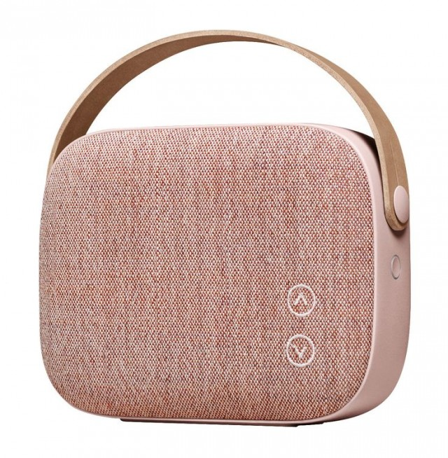 Enceinte design rose