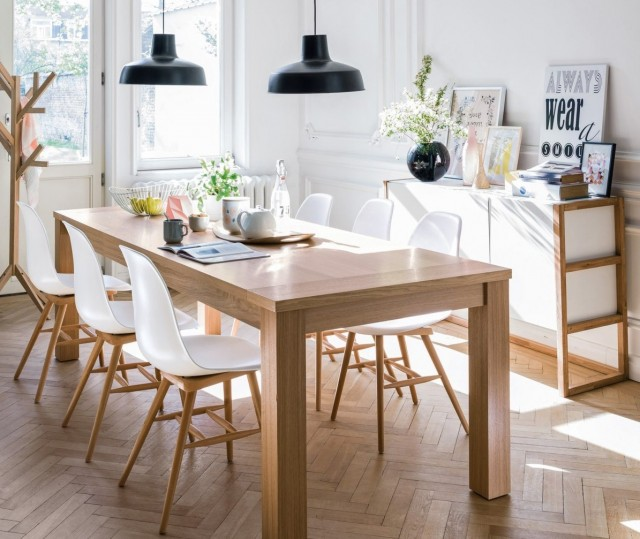 Les bons plans d co de la semaine joli place for Table de salle a manger design scandinave