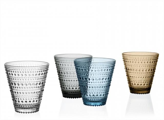 Vaisselle design scandinave en verre