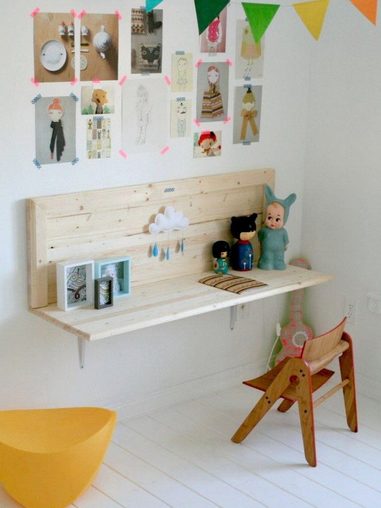 diy d co enfant des id es sympa piquer joli place. Black Bedroom Furniture Sets. Home Design Ideas