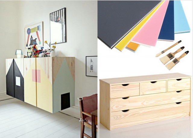 5 id es d co pour enfants piquer joli place. Black Bedroom Furniture Sets. Home Design Ideas