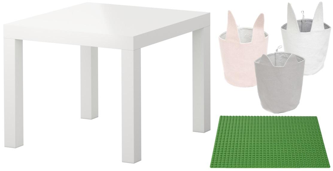 table rangement pour lego
