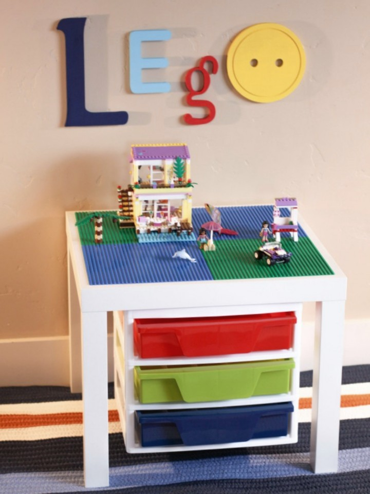 rangement pour lego des solutions fut es adopter joli place. Black Bedroom Furniture Sets. Home Design Ideas