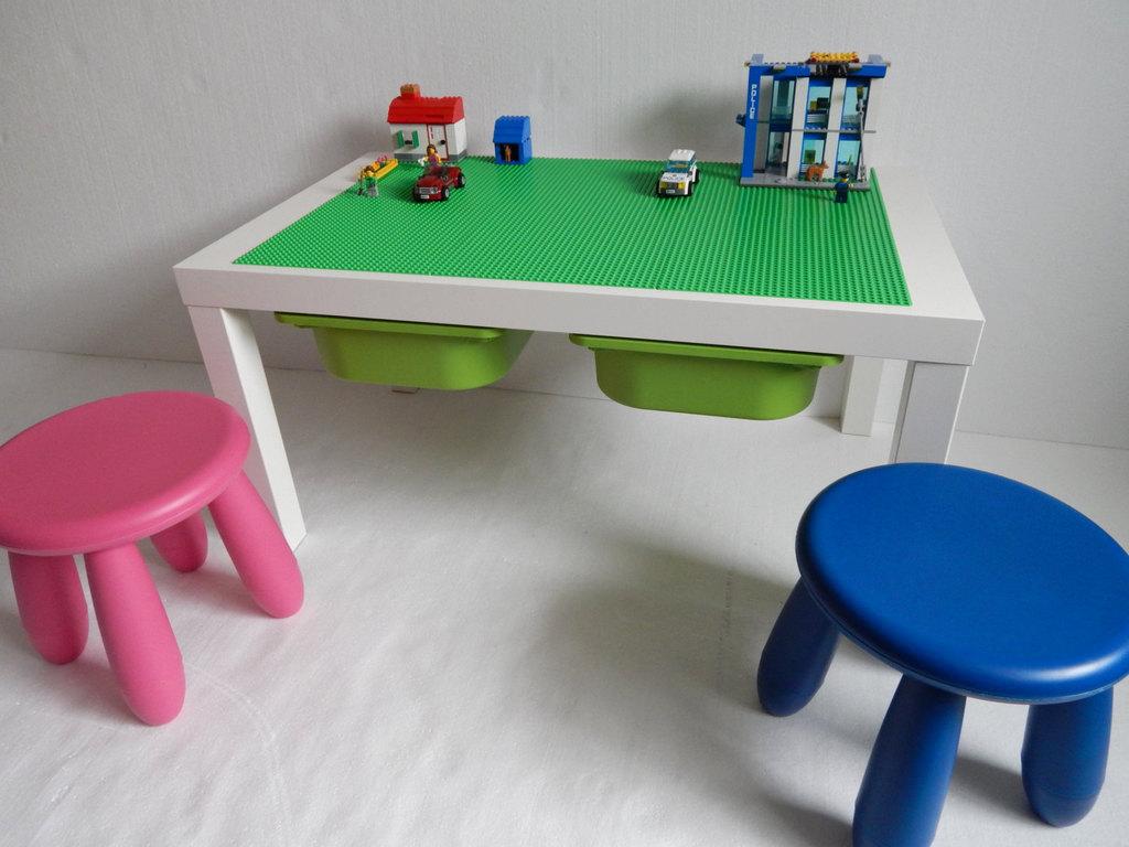 table pour lego