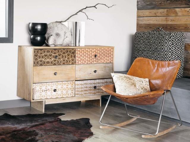 decoration ethnique chic cheap decoration chambre ethnique avec enchanteur deco decoration. Black Bedroom Furniture Sets. Home Design Ideas